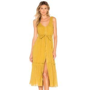 * NEW Tularosa Monroe Dress Yellow E30